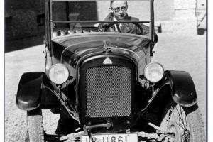 Легенда  о кабриолете