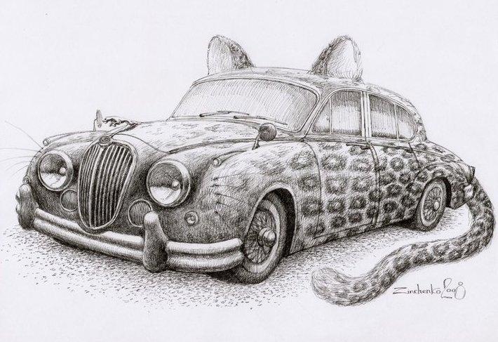 Выставка графики и художественной фотографии «Авто душа»