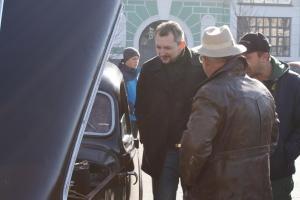 День Автомобилиста 26 октября 2014 года в Киеве